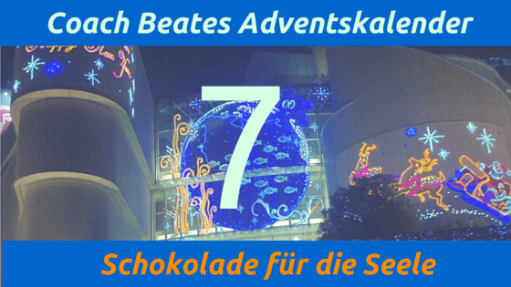 Coach Beates Adventskalender - 7