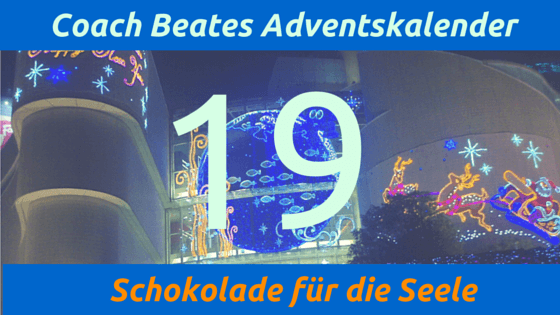 Coach Beates Adventskalender -19