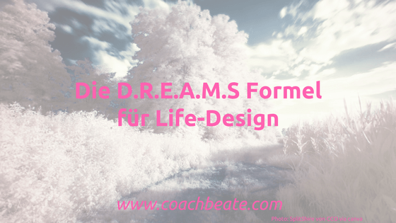 DREAMS Formel für Lifedesign