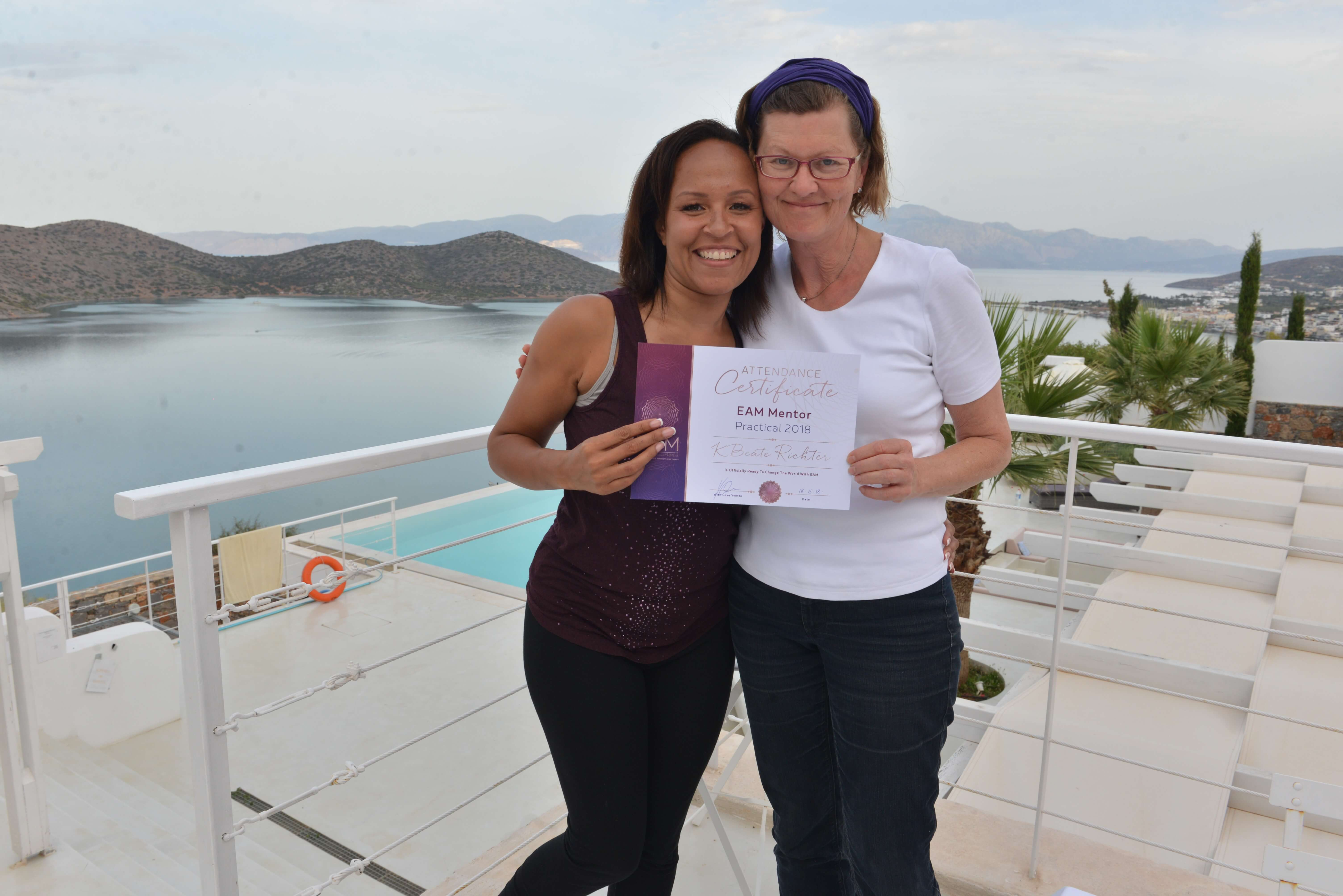 Energy Alignment Mentor mit Yvette Taylor